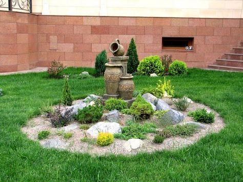 78 besten steingarten bilder auf pinterest | steingarten, Gartenarbeit ideen