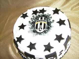 Torta Juventus  by Fancy Food and Cakes