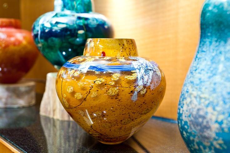Solin Glass by Vermont artist Randi Solin