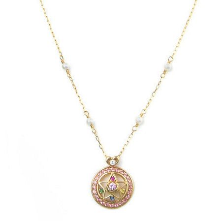 """sailor moon"" ""sailor moon jewelry"" ""samantha tiara"" ""sailor moon merchandise"" ""sailor moon necklace"" ""sailor moon earrings"" pearl gold silver luna artemis ""space time key"" ""time key"" isetan shop japan anime 2016 diamond ""crystal star"""