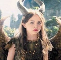 In Disney's Maleficent we first meet the fairy as a young girl, played by Isobelle Molloy. Her forest fairy costume complete with large feathered fairy wings, kudo/antelope-like horns and cute bead jewelry is one that younger girls and even tweens...