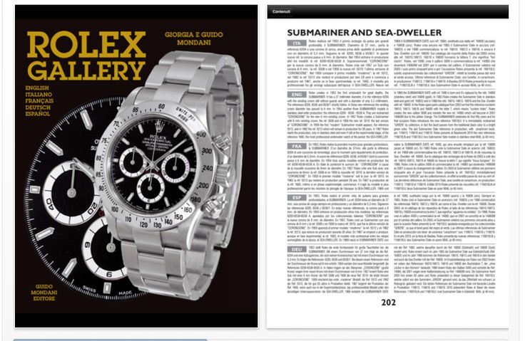"""ROLEX GALLERY """"Rolex Gallery"""" is a complete journey through all the vintage and modern models produced by Rolex. http://www.collectingwatches.com/rolex-gallery-for-ipad/"""