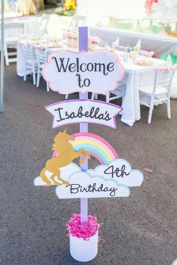 Unicorns & rainbows galore / Unicorn Birthday Party Ideas Decoration / Festa Unicórnio / Unicórnio / Decoração de Festa tema Unicórnio