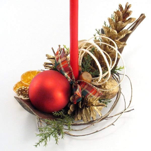 Christmas Decorations – Christmas decoration – a unique product by Zielonepalce on DaWanda
