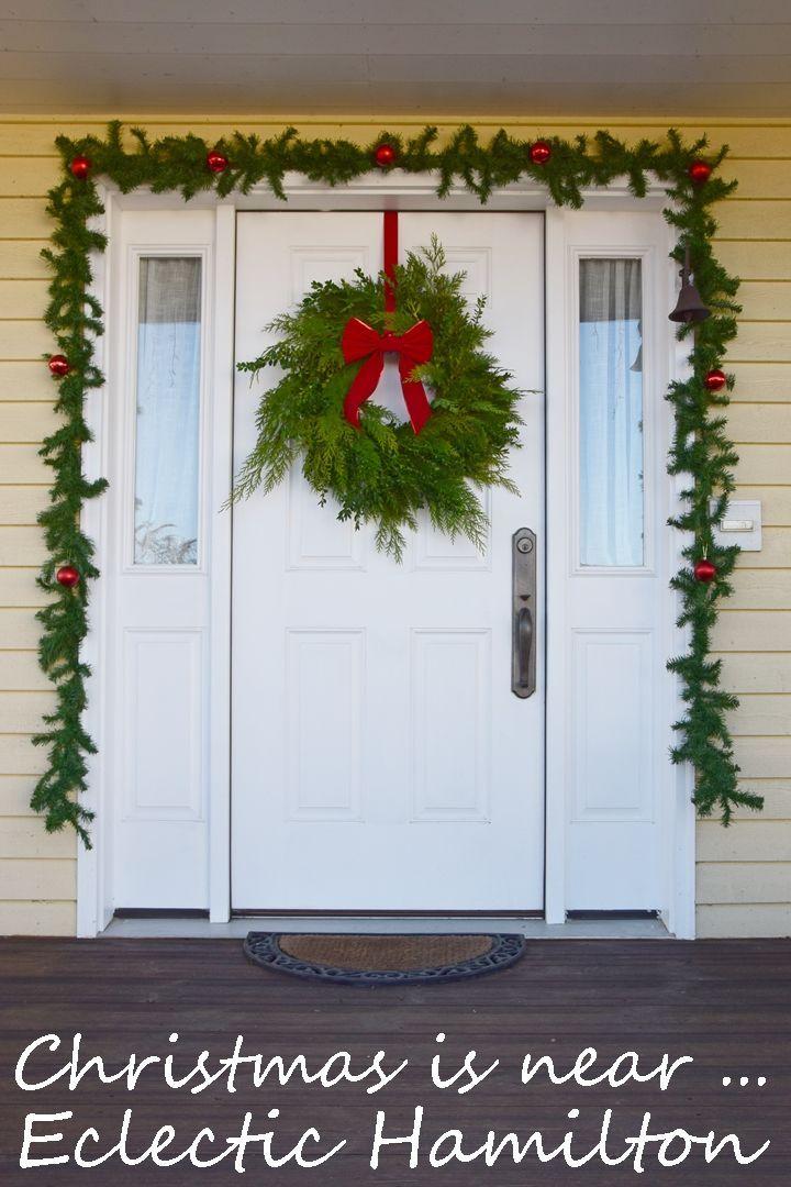Weihnachtsdeko American Style
