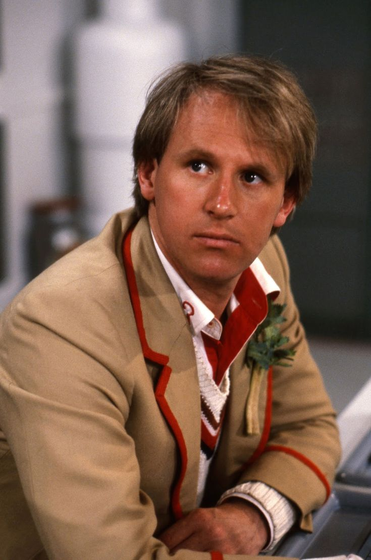The Doctors - promo pics - The 5th Doctor - Peter Davison