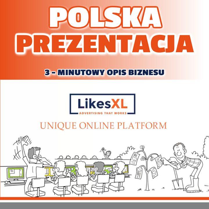 Polish Whiteboard Presentation   Courtesy of our active Polish LikesXL Members.   Your 3 1/2 minute Whiteboard LikesXL introduction video. Use it to explain our business to anyone. Keep it simple.  https://youtu.be/20fLll4TGxk  #webinar #marketing #makemoneyonline #internetmarketing#onecoin #affiliatemarketing #onlinemarketing #onlineincome#passiveincome #MyLikesXL #BidsLXL #LXLPRO#LikesXL#questra #questraworld #mlm#млм #инвестиции#инвестирование#money #квестра #instagood#earnmoney#success…