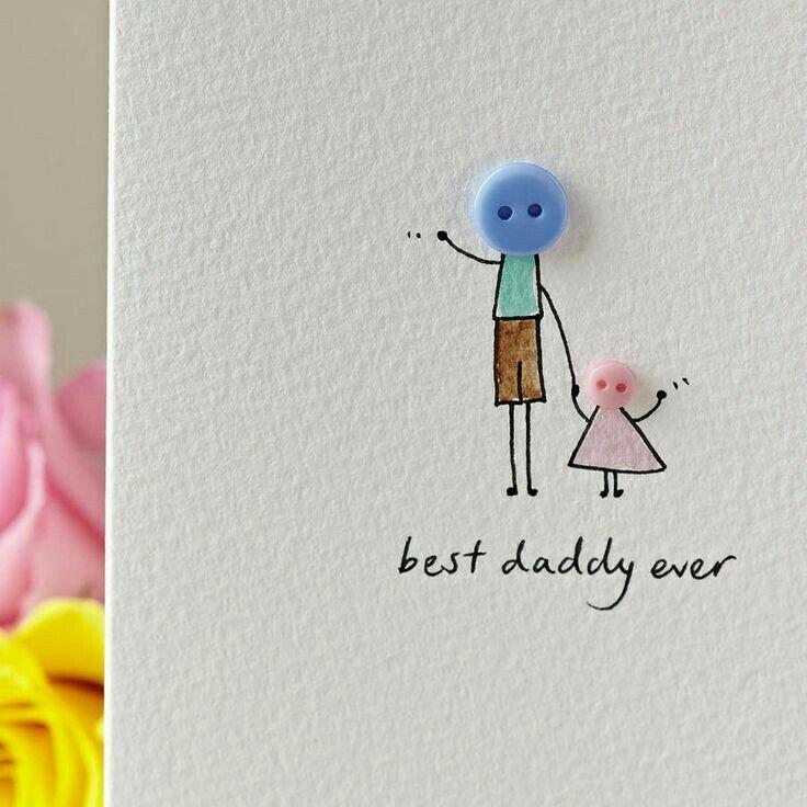 Февраля, открытки папа на день рождения своими руками от дочки
