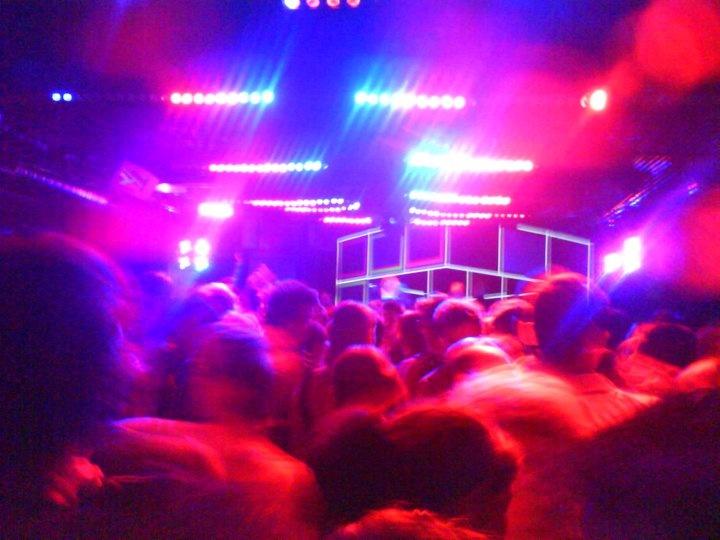 A night at Social Club - Paris (2011)