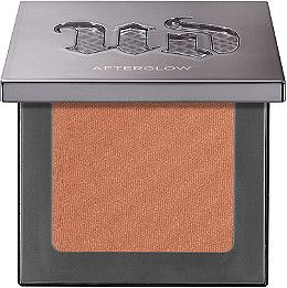Urban Decay Cosmetics Afterglow 8 Hour Powder Blush Kinky (light peach w/light shimmer)