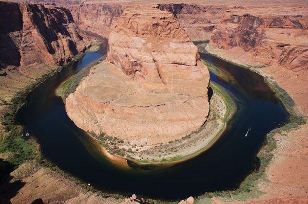http://www.maathiildee.com/autour-du-colorado-en-arizona-horseshoe-bend-et-le-lac-powell/ Horseshoe Bend, Colorado, Arizona