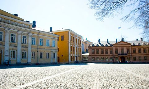 Vanha Suurtori / Old Great Square (Turku) Finland