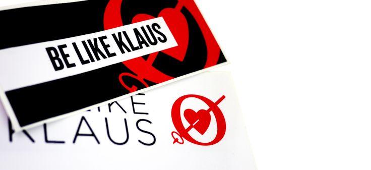 """Be Like Klaus"" Fun! Obermyer-Heart-Stickers-01"