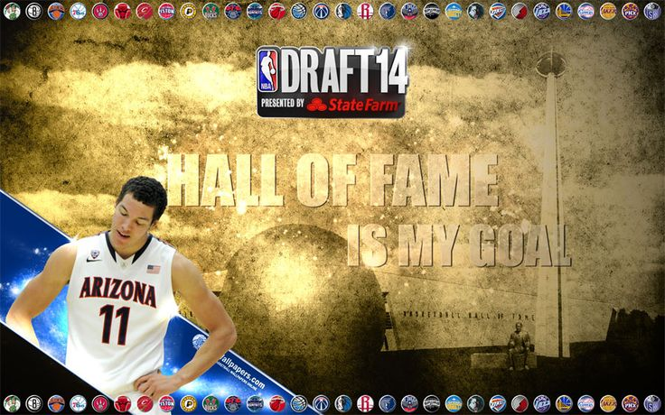 Widescreen wallpaper of Aaron Gordon who was #4 pick at 2014 NBA Draft... Full size available for download at - http://www.basketwallpapers.com/USA/Aaron-Gordon/