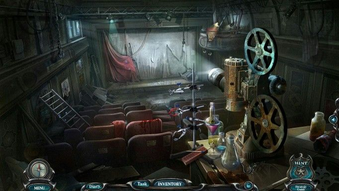 Haunted Hotel 11 - The  Axion Butcher. Very best Hidden Object Game.