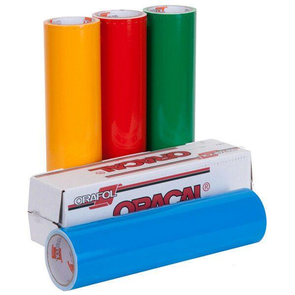 Oracal 651 Vinyl Get 5 Rolls Colors At 9 Each 12 X10 Glossy Adhesive Decals Adhesive Vinyl Sheets Adhesive Vinyl Vinyl Printer