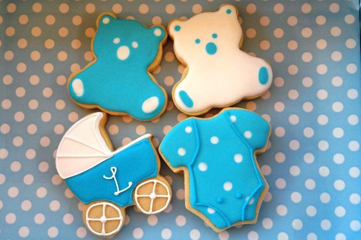 Galletas Bautizo / Baby shower cookies