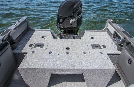 Stern Casting Deck | Boats | Pinterest | Decking, Boating ...