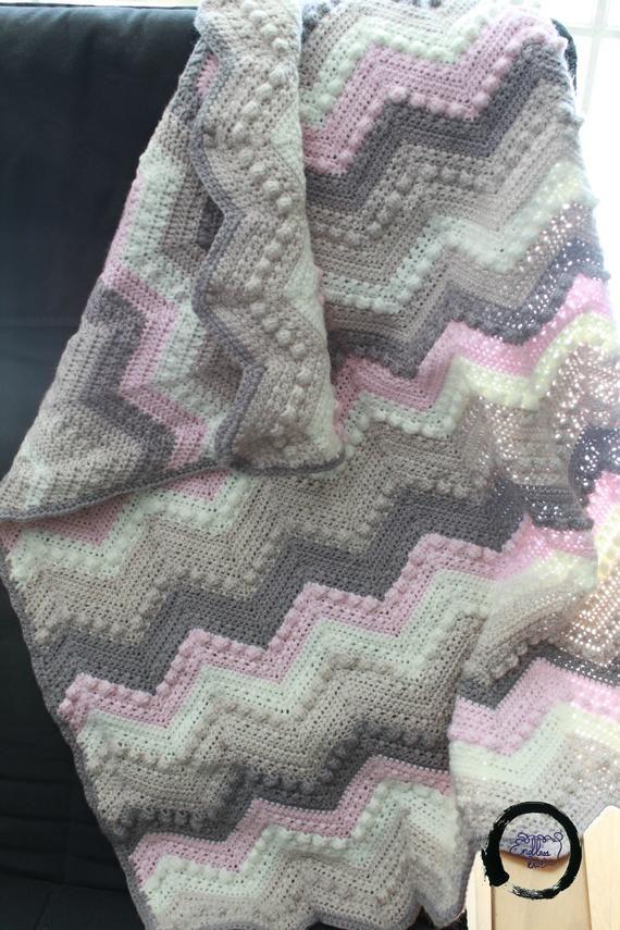 Hugs And Kisses Crochet Blanket Crochet Baby Blanket Car Seat