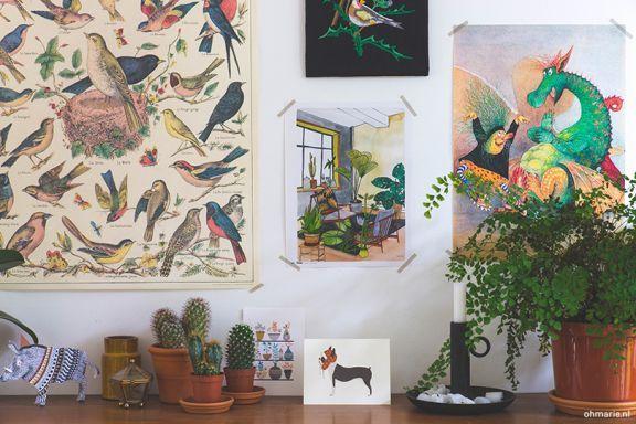 Binnenkijker Joanna Laajisto : 45 best i heart these frames pics things on the wall images on