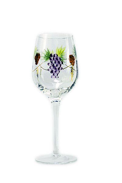Bacchus Wine Glasses (Set of 4)