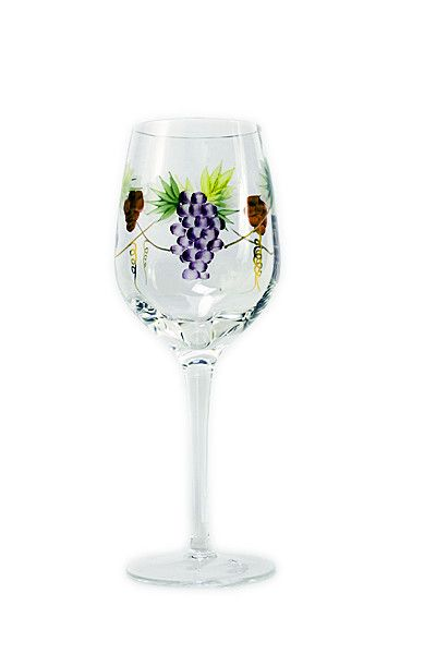 Bacchus Wine Glasses (Set of 4)