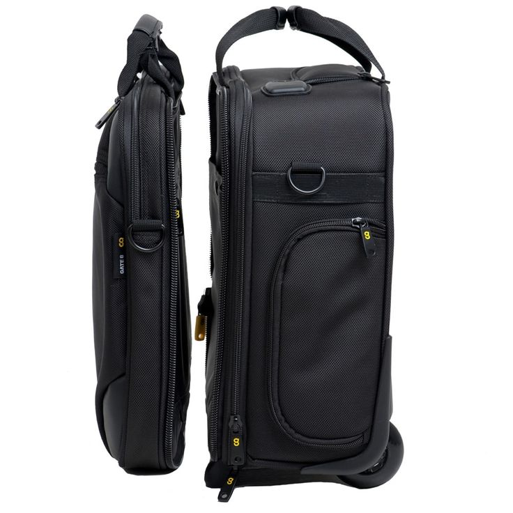 Wheeled Business Cabin Bag 56cm x 45cm x 25cm | Carry On Garment Luggage