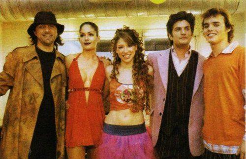 The Ultimate Show - Esteban Prol, Isa Macedo, Florencia Bertotti, Fabio Di Tomaso & Benjamin Rojas