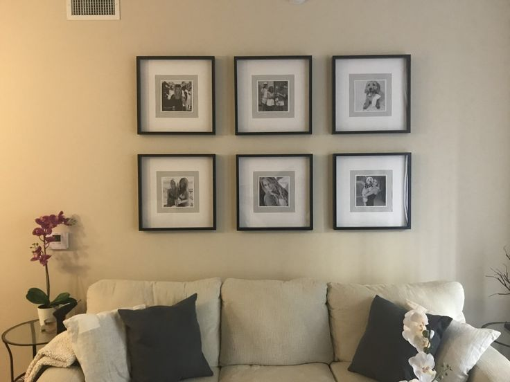 Exceptional Minimalist. Ikea Photo Frames. Orchids. Lovely Blissful Girly Home U003c3
