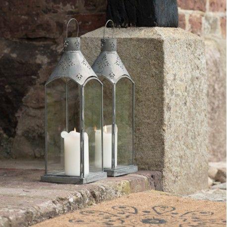 Vintage Laterne Kalida Ib Laursen  für drinnen oder den Garten erhältlich im Webshop: derkariertehund.de #scandinavian #home #nordic #inspiration #hygge #hyggelig #skandinavischwohnen #deko #lighting #homelighting #iblaursen