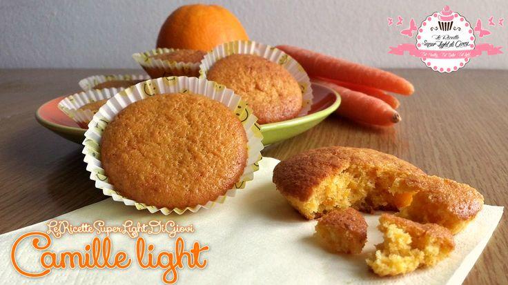 Camille light (90 calorie l'una)   Le ricette super light di Giovi