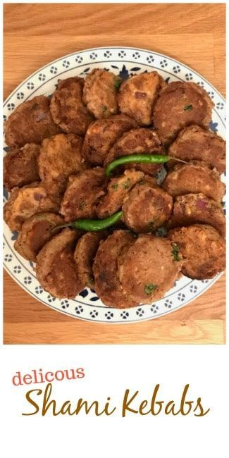 These Shami kebabs are full of flavour, crispy on the outside and soft, smooth and silky inside. #shamikebabs #Indianfood #starters #maincourse #lamb  via @https://uk.pinterest.com/endofthefork
