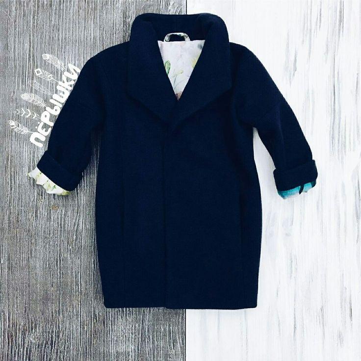 Пальто для девочек. Girls coat