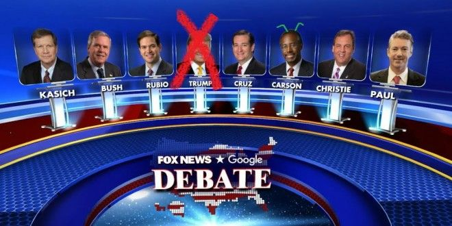 Seventh 2016 Presidential Campaign Republican Debate overview sans Donald Trump - https://movietvtechgeeks.com/seventh-2016-presidential-campaign-republican-debate-overview/-Donald Trump might have skipped out on the seventh 2016 Presidential campaign Republican debate, but you could still feel his presence looming overhead like a ghost.