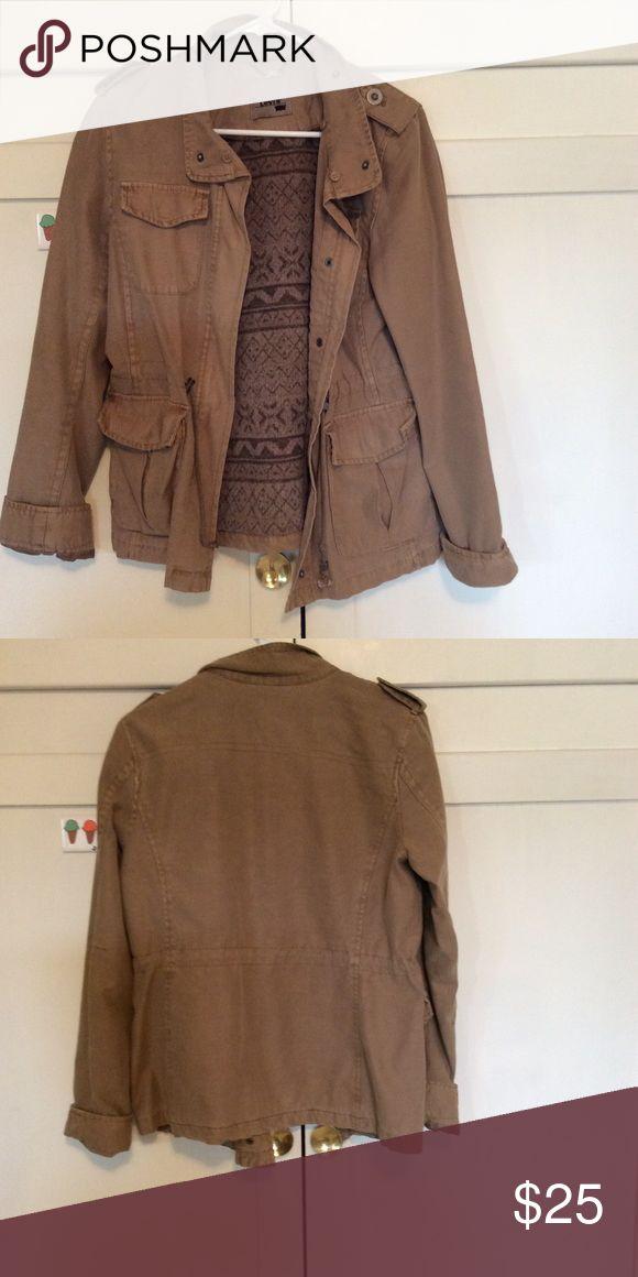 Levi's Field Jacket Lightly worn tan, Levi's utility/field jacket Levi's Jackets & Coats Utility Jackets