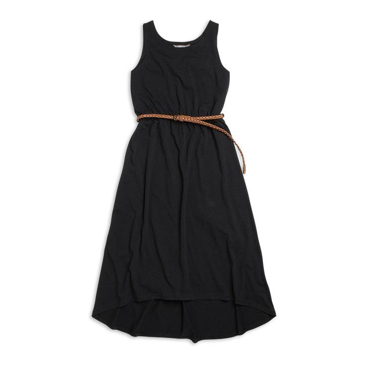 Klänning, Svart, Klänningar & kjolar, Barn | Lindex