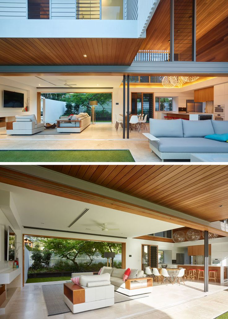 This New Home Blurs The Lines Of Indoor/Outdoor Living