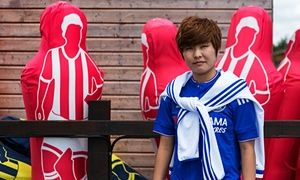 Chelsea's Ji So-yun eager to crown brilliant year with FA Cup glory - http://footballersfanpage.co.uk/chelseas-ji-so-yun-eager-to-crown-brilliant-year-with-fa-cup-glory/