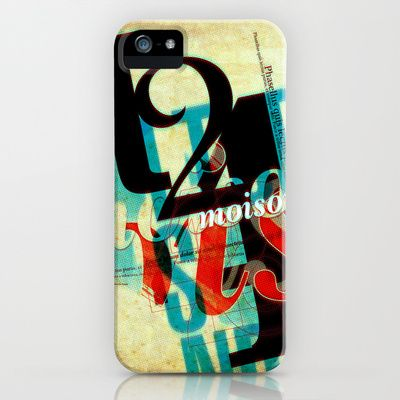 LIFE IS A COMA V3 iPhone & iPod Case by BerkKIZILAY - $35.00