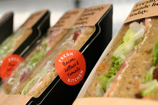 Lunch on the go by J Sainsbury, via Flickr