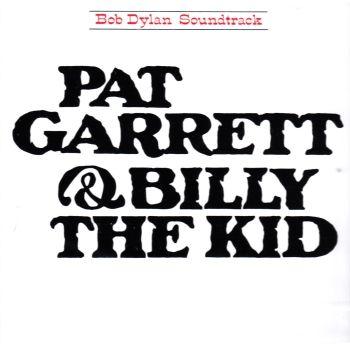 Soundtrack od zpěváka Bob Dylan - Pat Garrett & Billy The Kid na cd