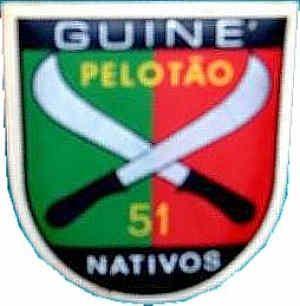 Pelotão de Caçadores Nativos 51 Guiné