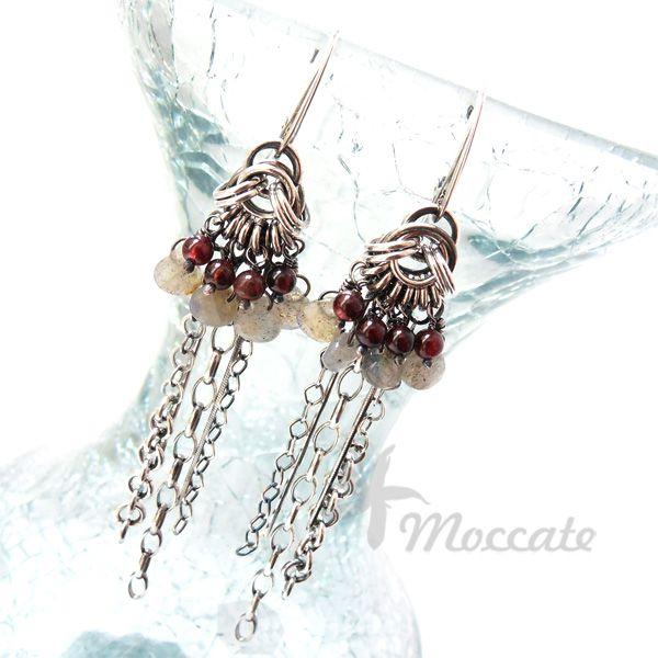 http://polandhandmade.pl/  #polandhandmade #moccate #wirewrapping