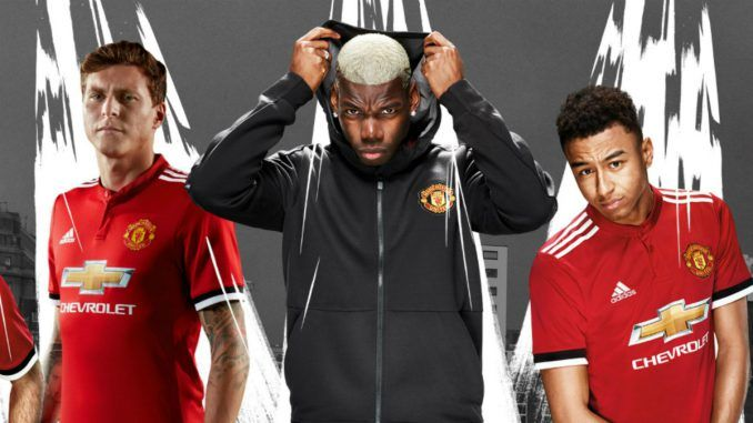 Since the departure of Alex Ferguson, things have been tense in the red half of Manchester. But the club is still doing well and has a massive following. Manchester United is the most successful side in the Premier League and is bound to enter another golden age. To take it into the next era, the team has adopted battlegear that pays homage to the great Man U teams of the past. Here, we examine the visual flair and current identity of the Red Devils and its potential for future greatness.