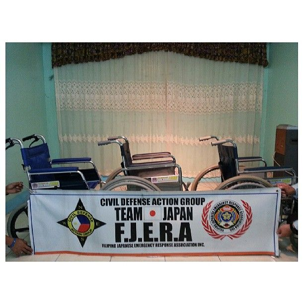 Deliver #wheelchair which #donated by our director from JAPAN.  FJERA #mission at #elsiegaches #alabang #philippines #filipino #japanese #emergency #response #association #volunteer #firefighter #ems #rescue  #日本 から#寄付 していただいた#車椅子 を#養護施設へ届けに来ました。 #フィリピン #