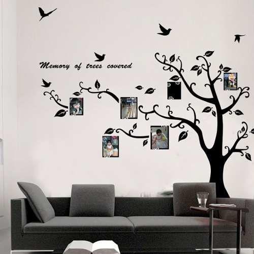 vinilos decorativo arbol genealogico para toda la familia