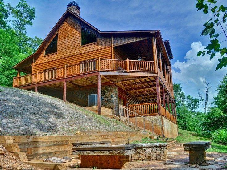 33 Best Blue Ridge Ga Images On Pinterest Wood Cabins Blue Ridge And Cabin Rentals