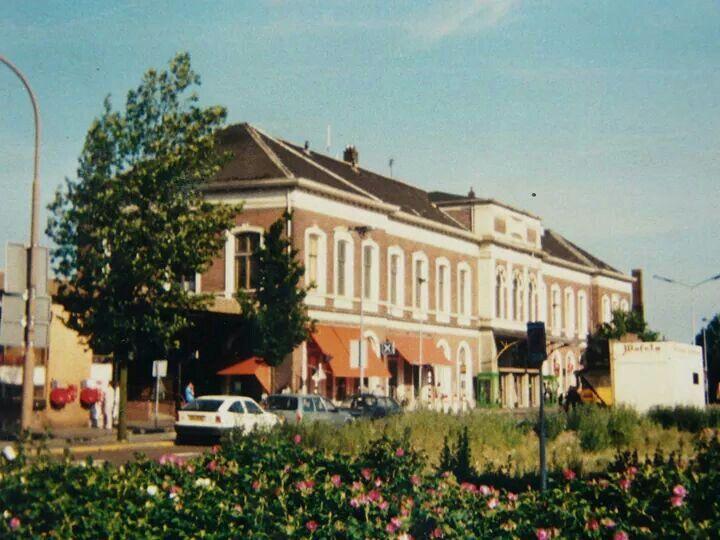 Station jaren zeventig