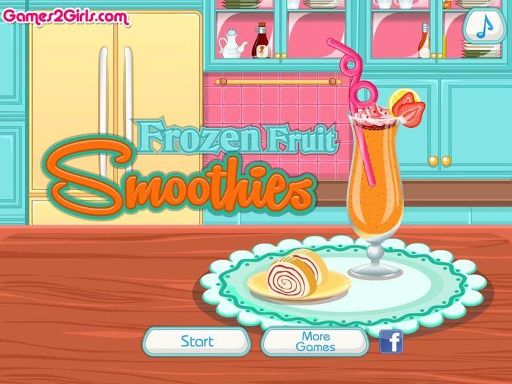 Co będzie idealne na upalne dni lub leniwe popołudnia? Przygotowanie lodowego deseru, który zaspokoi każdy apetyt!  http://www.ubieranki.eu/gry/3915/mrozne-desery.html