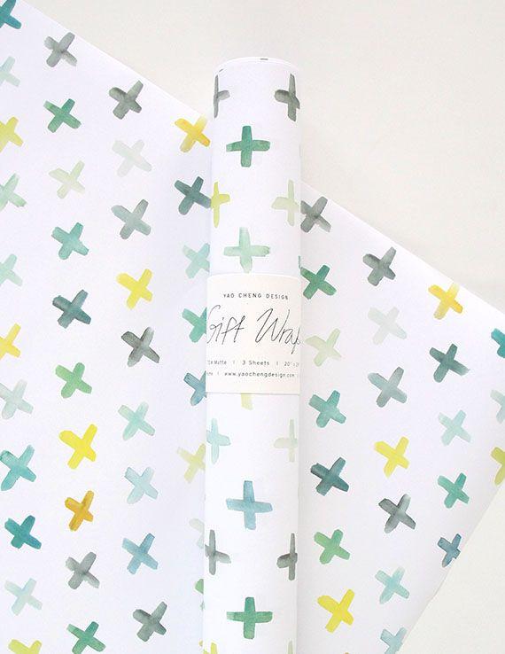 Yao Cheng Design - Gift Wrap